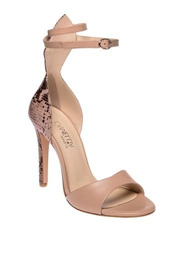 House Of Camellia Ayakkabı Bej
